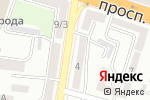 Схема проезда до компании ArtFLY в Шымкенте