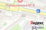 Схема проезда до компании Baby shop в Шымкенте