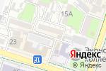 Схема проезда до компании UTAH в Шымкенте