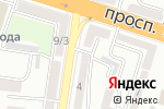 Схема проезда до компании От Блю-Джинс в Шымкенте