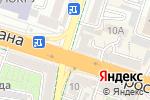 Схема проезда до компании C.D. ЛЭНД в Шымкенте