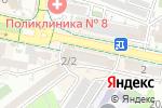 Схема проезда до компании Makeup_Shymkent в Шымкенте