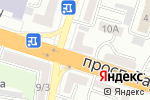 Схема проезда до компании Симфония в Шымкенте