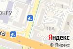 Схема проезда до компании Формат в Шымкенте