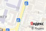 Схема проезда до компании Пункт по продаже пирожков в Шымкенте