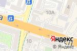 Схема проезда до компании Мобител в Шымкенте