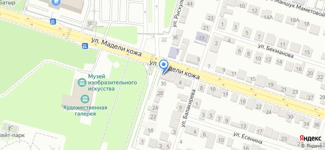 ул.Мадели Кожа 2Б