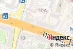 Схема проезда до компании ARSEN в Шымкенте