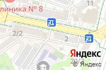Схема проезда до компании Эстет в Шымкенте