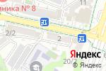 Схема проезда до компании Все для дома в Шымкенте