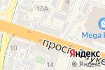 Схема проезда до компании Solo Beauty в Шымкенте