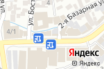 Схема проезда до компании ДЕНТА-БЕК в Шымкенте