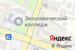 Схема проезда до компании Магазин по продаже пригласительных и открыток в Шымкенте