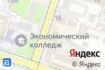 Схема проезда до компании GLOBUS в Шымкенте