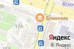 Схема проезда до компании Банкомат, Сбербанк, ДБ АО в Шымкенте