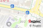 Схема проезда до компании Мандарин в Шымкенте
