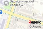 Схема проезда до компании Магазин постельных принадлежностей в Шымкенте