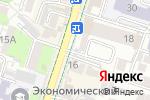 Схема проезда до компании Express Doner в Шымкенте
