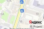 Схема проезда до компании МОБАЙЛKZ в Шымкенте