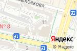 Схема проезда до компании РЕЛАЙФ в Шымкенте