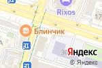Схема проезда до компании КАЗПОЧТА в Шымкенте