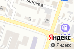 Схема проезда до компании Адвокат Цзю И.Н в Шымкенте