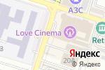 Схема проезда до компании PITA`S в Шымкенте