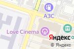 Схема проезда до компании Fast Sushi в Шымкенте