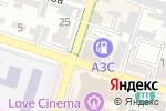 Схема проезда до компании Рахмет в Шымкенте