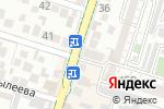 Схема проезда до компании CopyCenter в Шымкенте