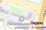 Схема проезда до компании Южно-Казахстанский Политехнический колледж, ГККП в Шымкенте