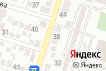 Схема проезда до компании ИТС в Шымкенте