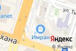 Схема проезда до компании Жулдыз-Казна-Валют, ТОО в Шымкенте