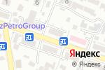 Схема проезда до компании DENOVO, ТОО в Шымкенте