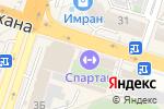 Схема проезда до компании TRANSAVIA, ТОО в Шымкенте