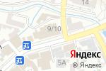 Схема проезда до компании Алия в Шымкенте
