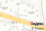 Схема проезда до компании BILGE-ONTUSTYK в Шымкенте