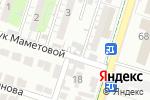 Схема проезда до компании Шың в Шымкенте