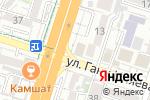 Схема проезда до компании STEAK FIELD в Шымкенте