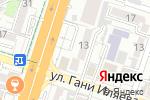 Схема проезда до компании Банк Астаны в Шымкенте
