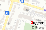 Схема проезда до компании Suncremo в Шымкенте