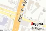 Схема проезда до компании LC в Шымкенте