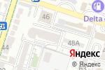 Схема проезда до компании Гол+Пас в Шымкенте
