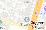 Схема проезда до компании Авангард, ТОО в Шымкенте