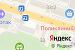 Схема проезда до компании СПАРТАК в Шымкенте