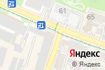 Схема проезда до компании Сеть центров компьютерных услуг в Шымкенте