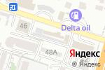 Схема проезда до компании Нур Ас в Шымкенте