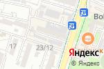 Схема проезда до компании Шашу в Шымкенте