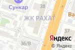 Схема проезда до компании Банкомат, Bank RBK в Шымкенте