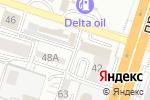 Схема проезда до компании Mix market в Шымкенте